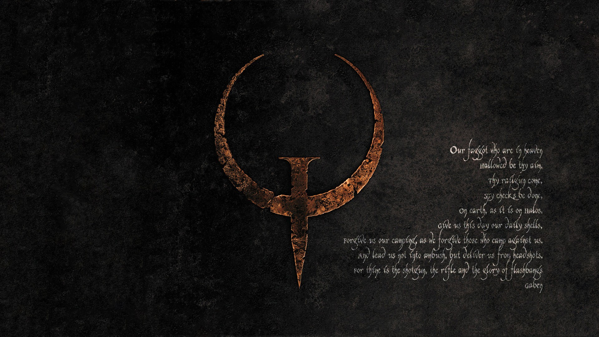 Quake Wallpaper 1920x1080 Quake 1920x1080