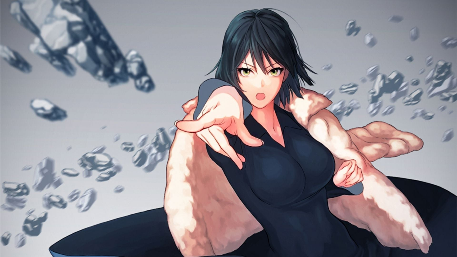 Fubuki One Punch Man Wallpapers Hd For Desktop Backgrounds