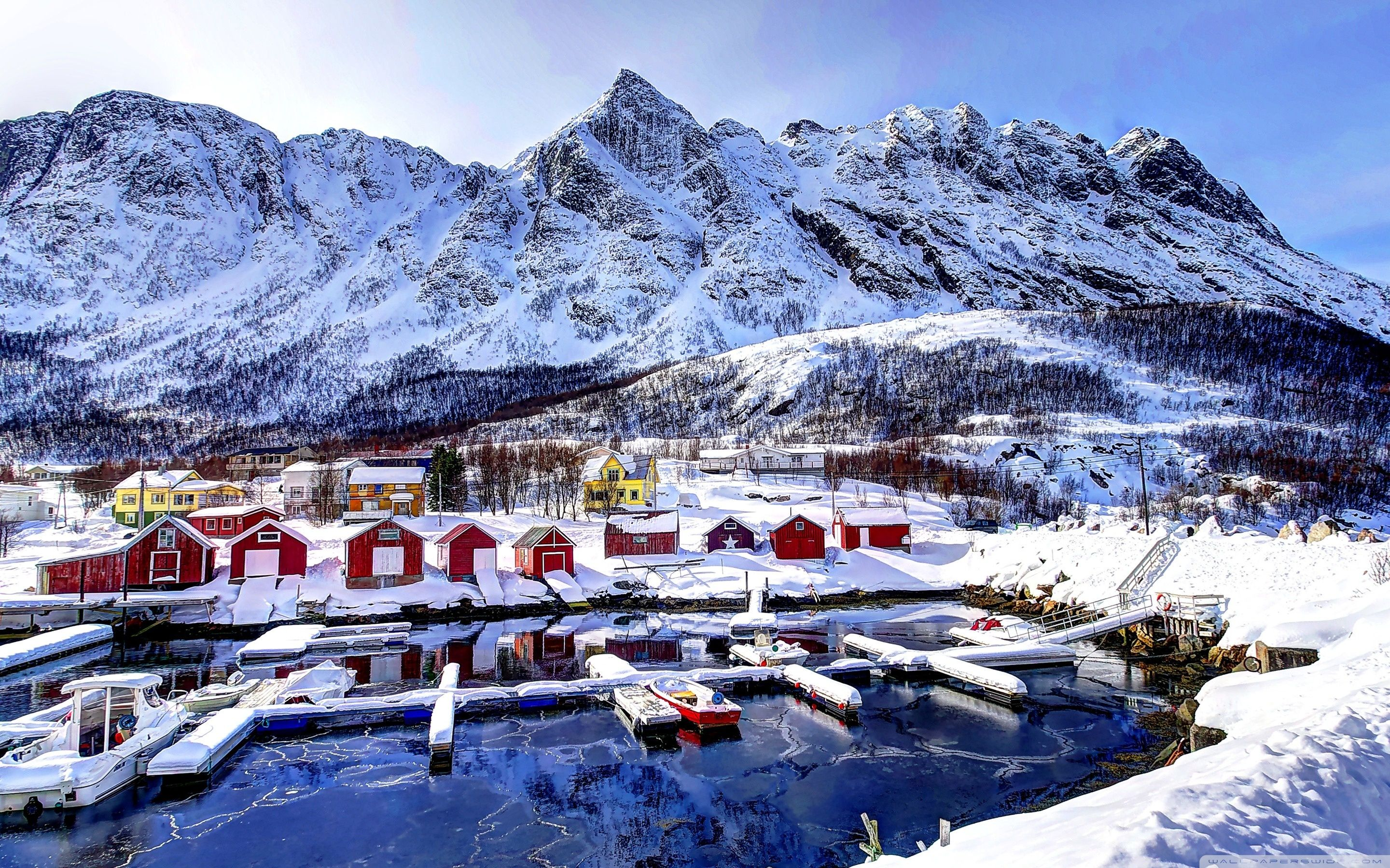 65 Norway Winter Wallpapers   Download at WallpaperBro 2880x1800