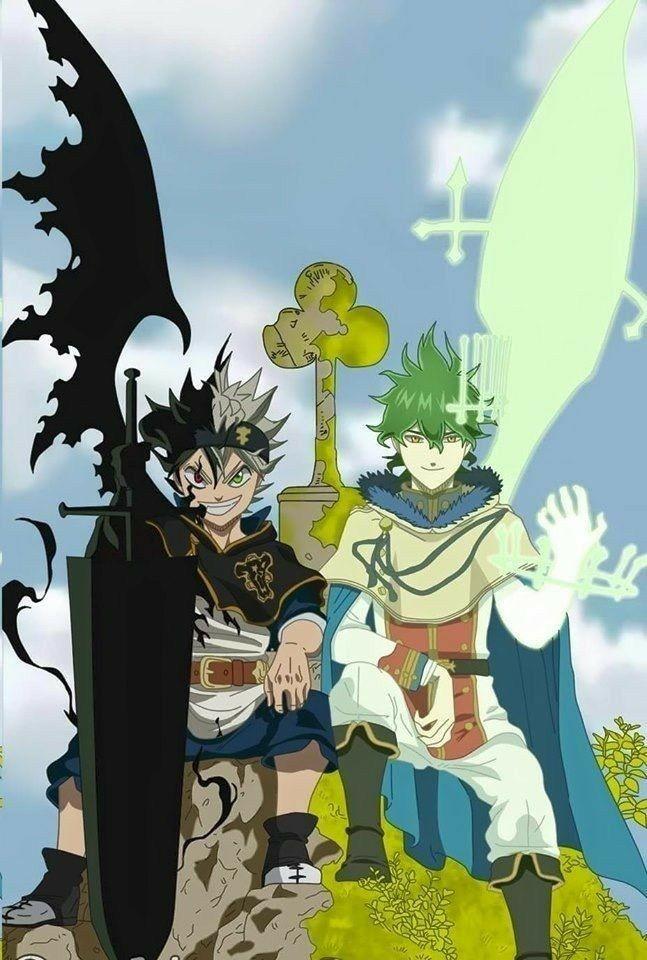 Anime World Black clover anime Black clover manga Anime 647x960