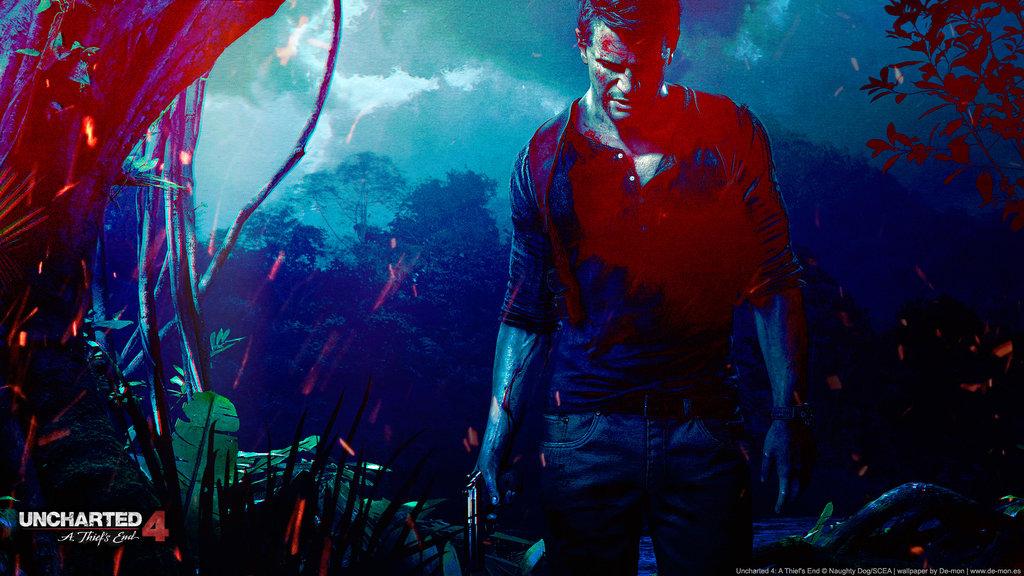 Uncharted 4 A Thiefs End wallpaper by De monVarela on 1024x576