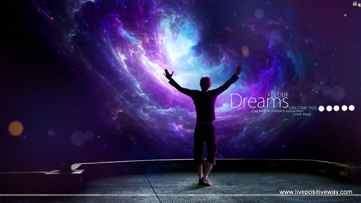 All our dreams can come true if we have courage to pursue them 1200x675
