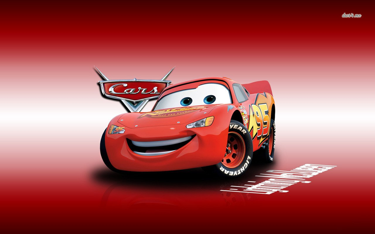 Lightning McQueen   Cars wallpaper   Cartoon wallpapers   4789 1280x800