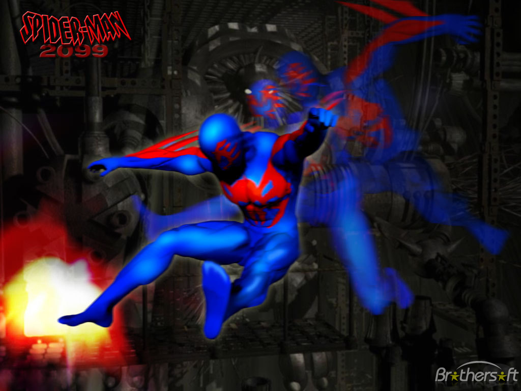Download SpiderMan 2099 Theme SpiderMan 2099 Theme 10 Download 1024x768