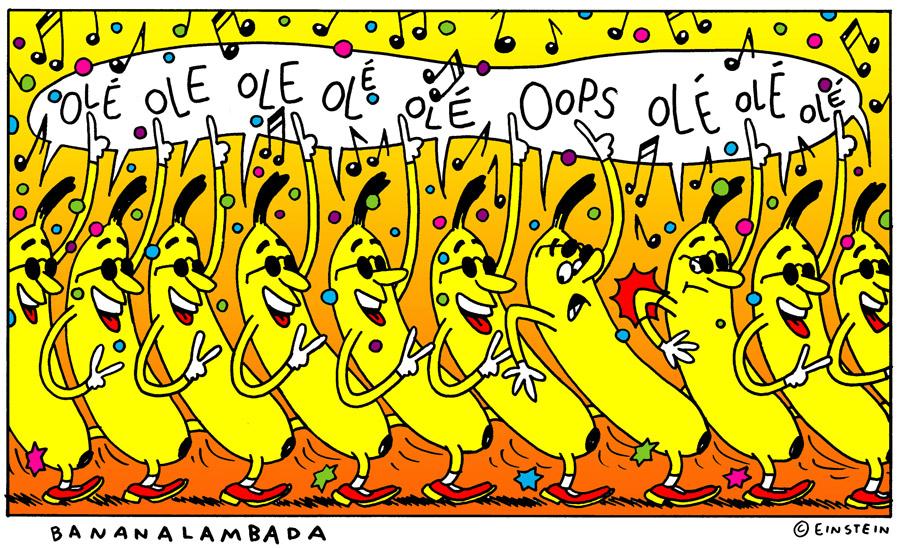 dancing banana 900x548