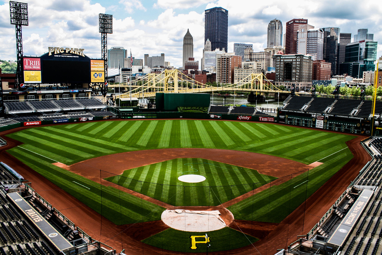 Strike 2 PNC Park home of the Pittsburgh Pirates 1280x854