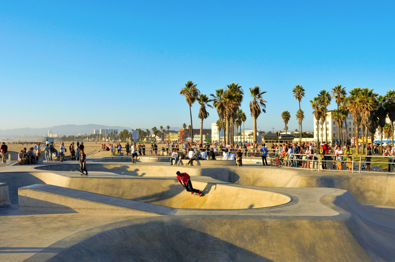 Venice Beach Wallpaper 1280x850