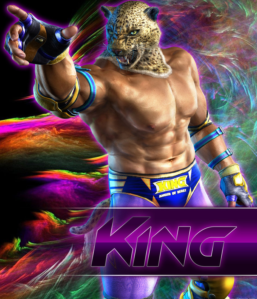 King Tekken 6 by jin 05 828x965