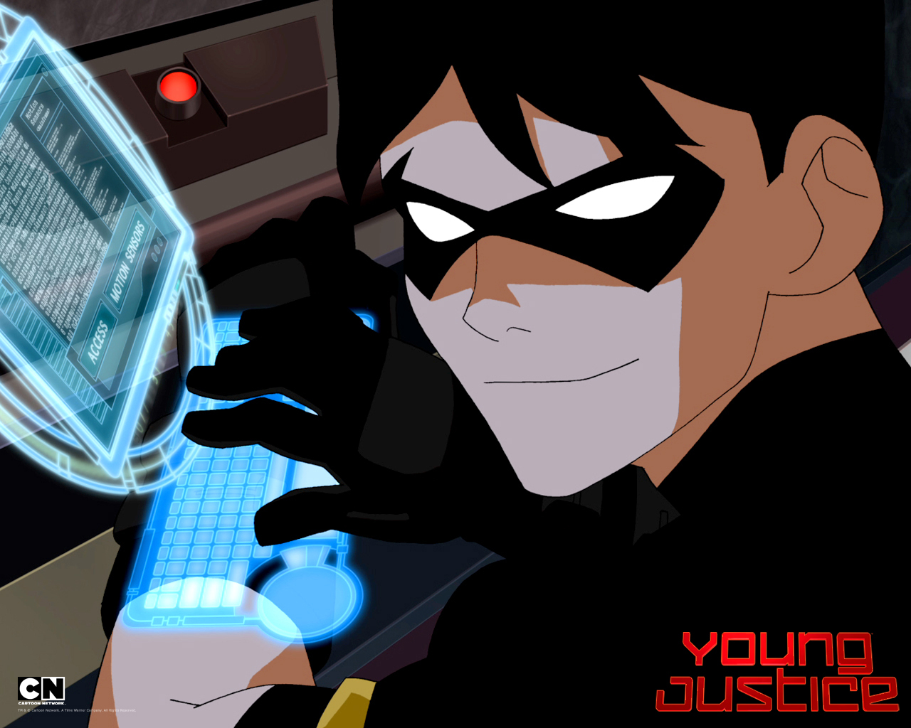 Home Wallpaper Young Justice Young Justice 1280x1024