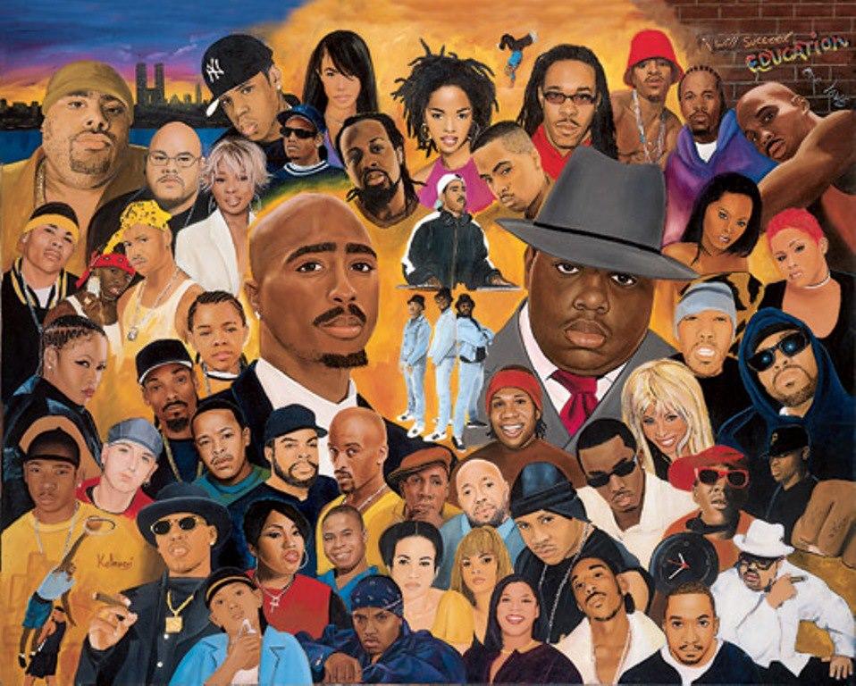 Music Hip Hop Rap 958x768