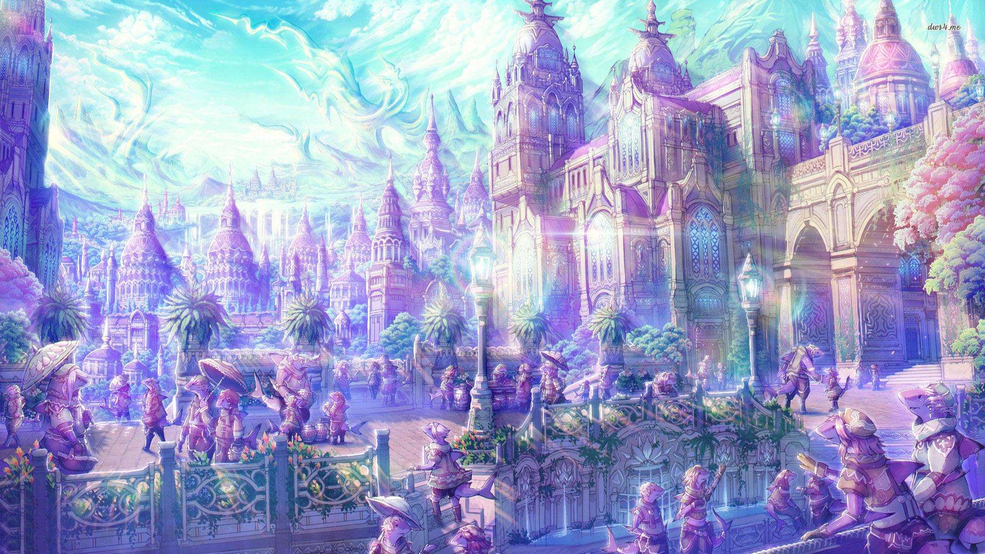 Anime kingdom wallpaper 1280x800 Anime kingdom wallpaper 1366x768 1920x1080