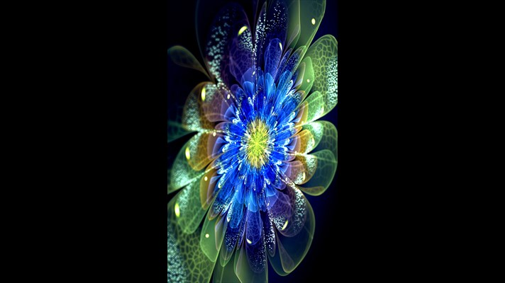 4D Neon Flowers Wallpapers Windows Apps on Microsoft Store 712x400