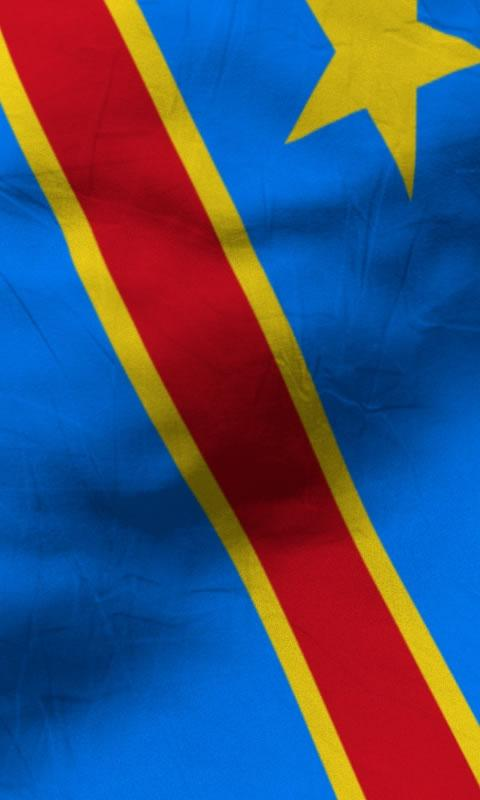 Congo flag live wallpaper   Android Apps on Google Play 480x800