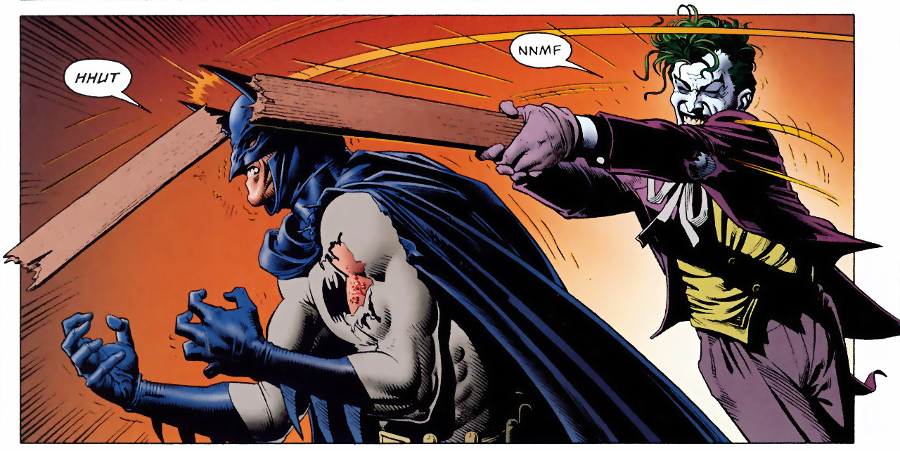 The Killing Joke Wallpaper Collaborating with some of the 1280x642