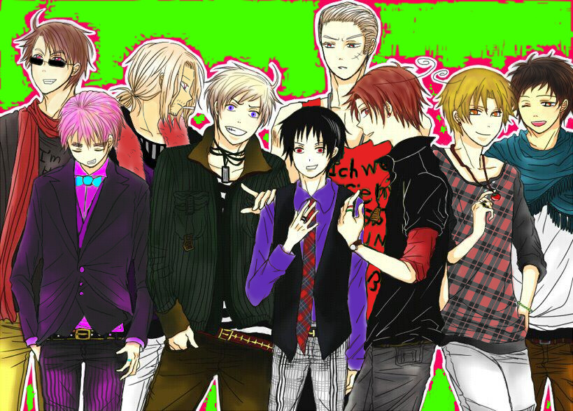 2p hetalia baby daddy image search results 819x588