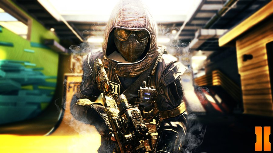Call Of Duty Bo2 Wallpaper: Call Of Duty Sniper Wallpaper