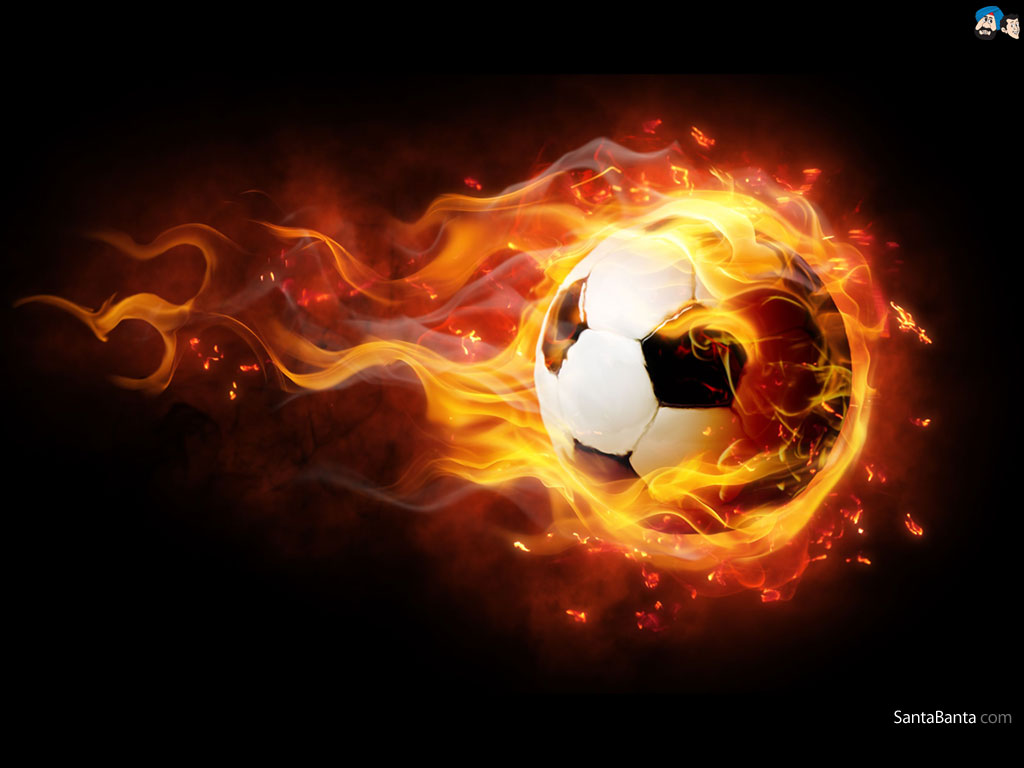 Football Abstract Wallpaper 6 1024x768