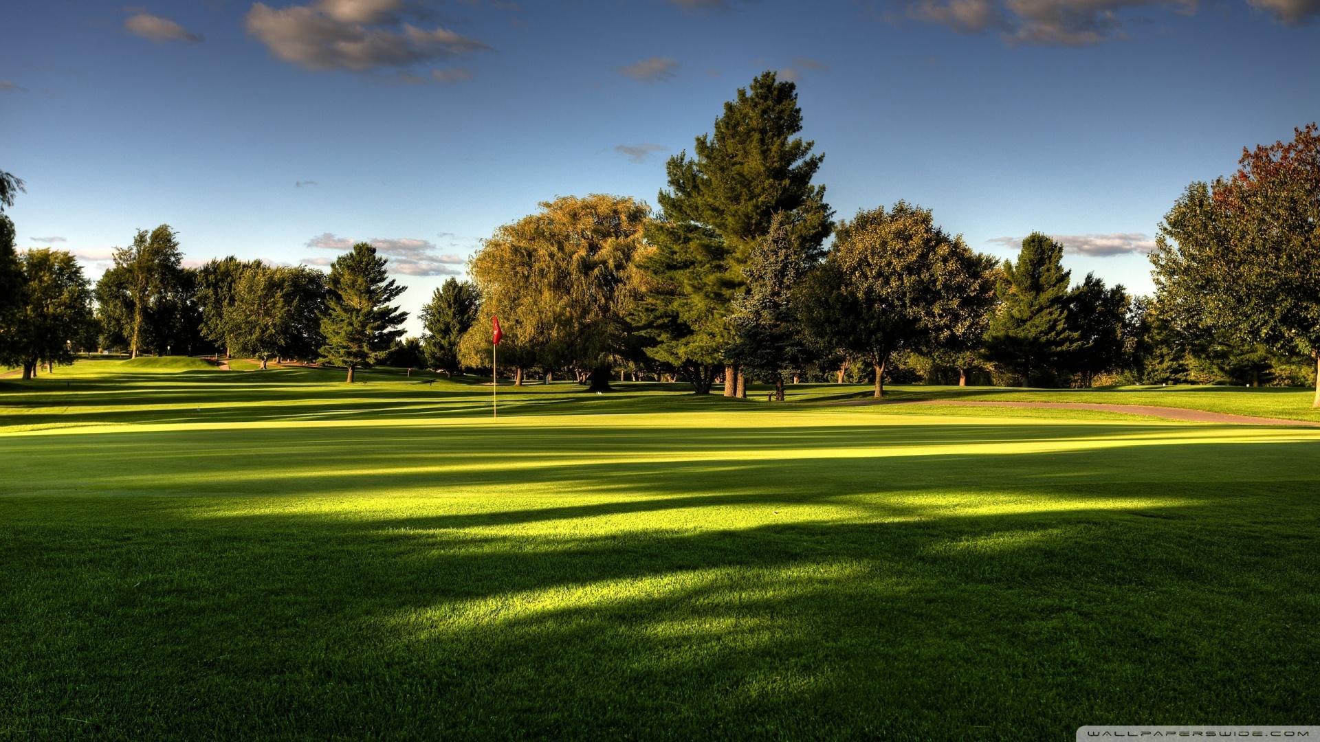 Beautiful Golf Course Wallpaper 1920x1080 Beautiful Golf Course 1920x1080
