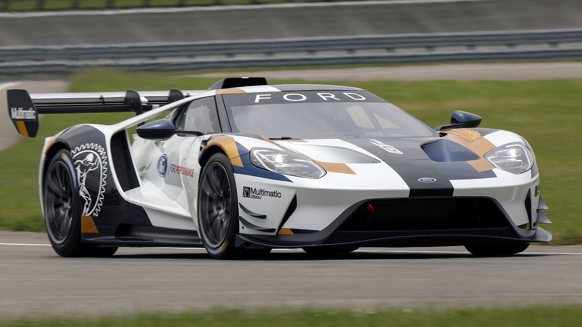 2019 Ford GT MK II   Wallpapers and HD Images Car Pixel 1920x1080