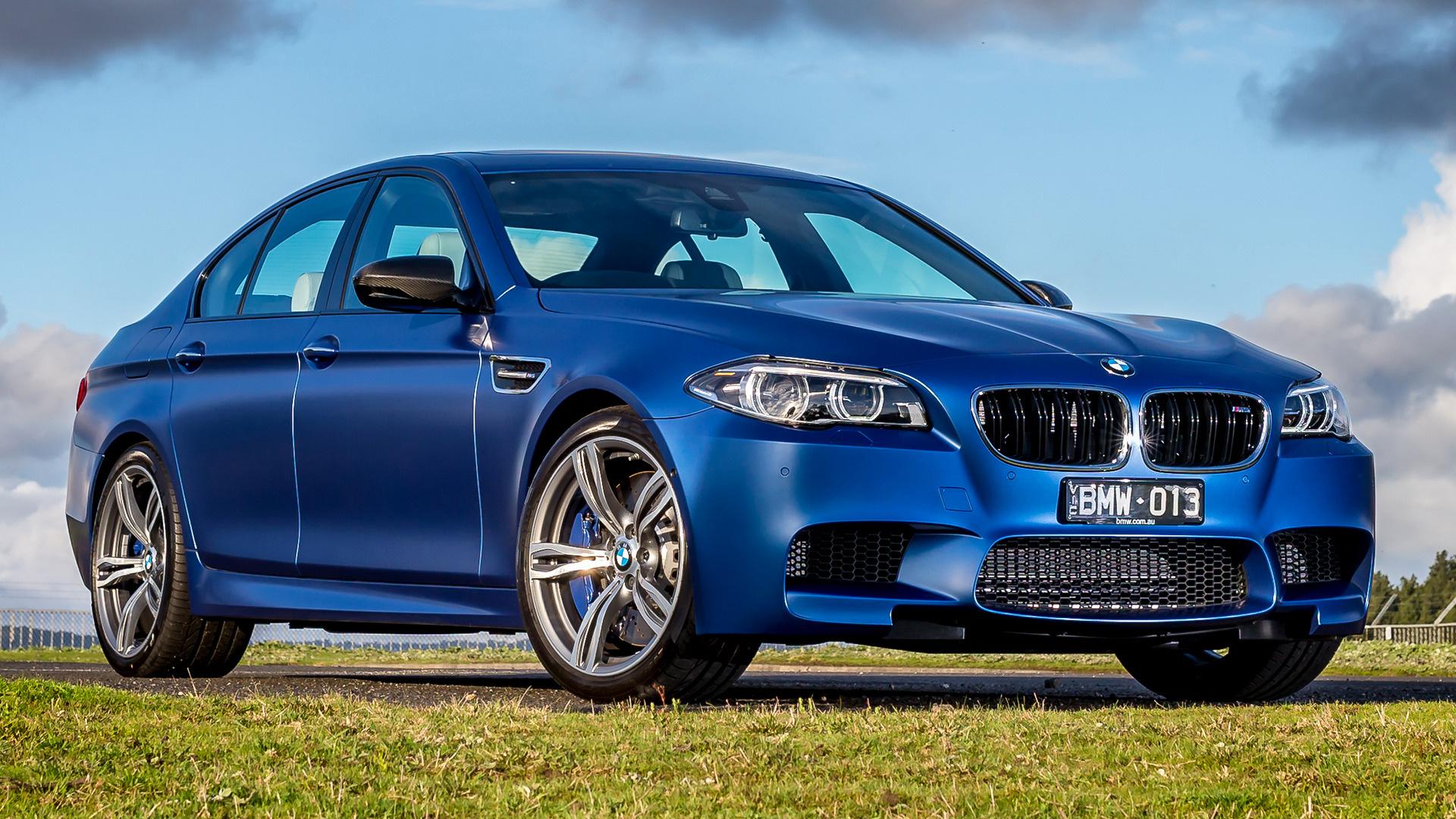 BMW M5 Pure Edition 32741 1920x1080
