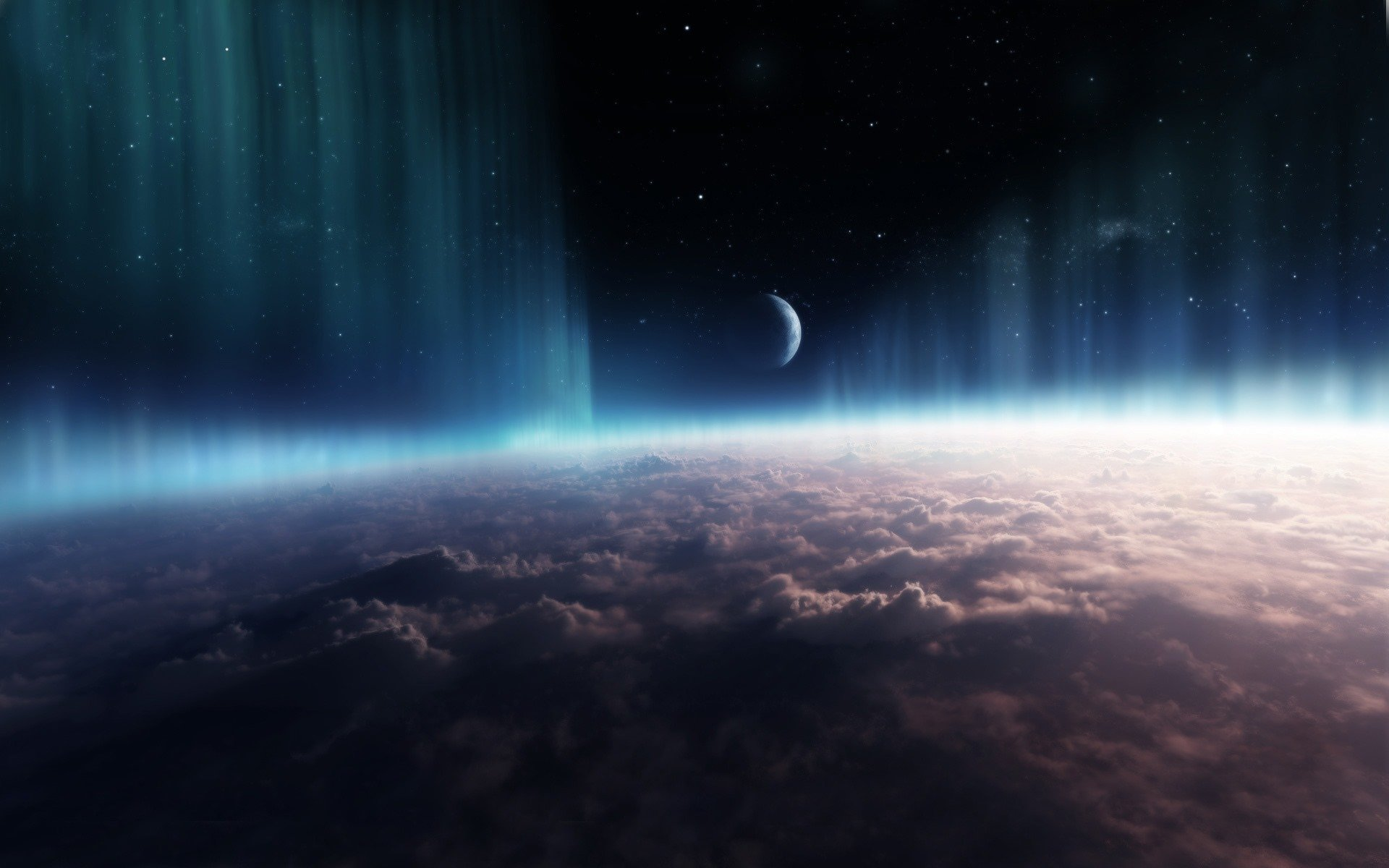 Space Abstract Space 1920x1200