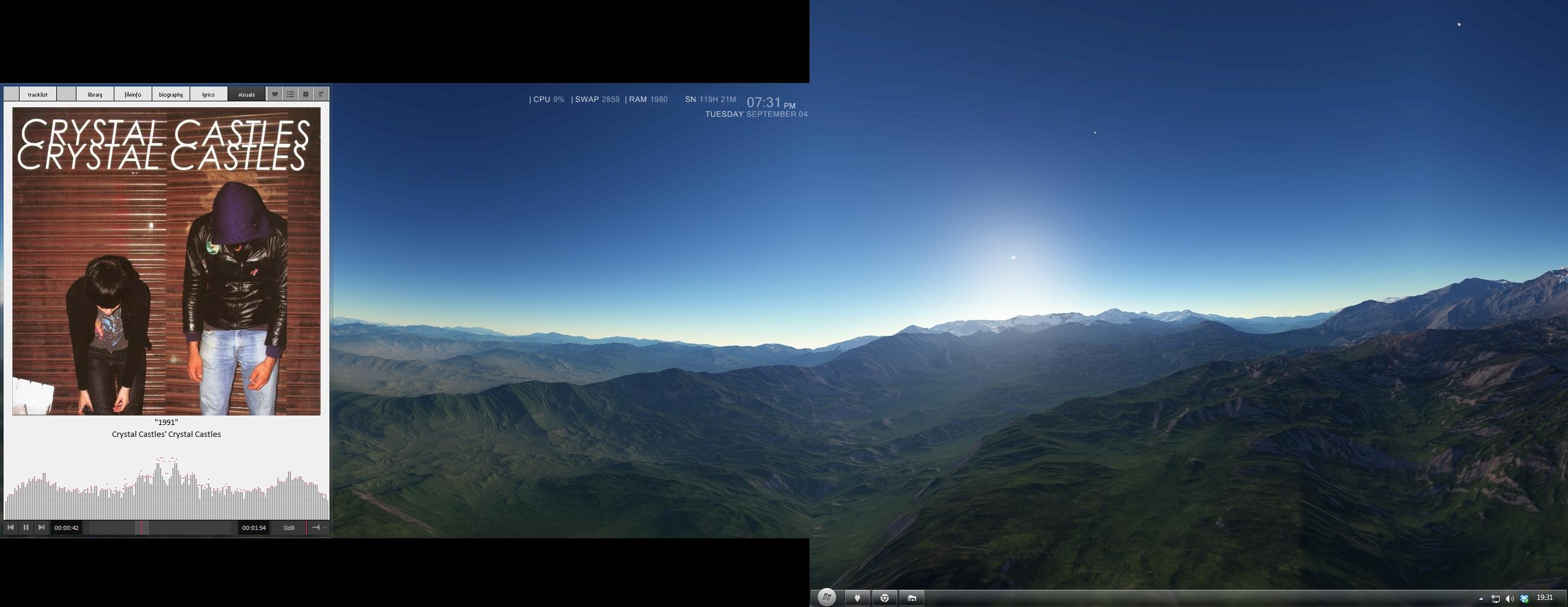 1080p dual monitor wallpaper dual monitor wallpaper pack by bigbc 2646x1024