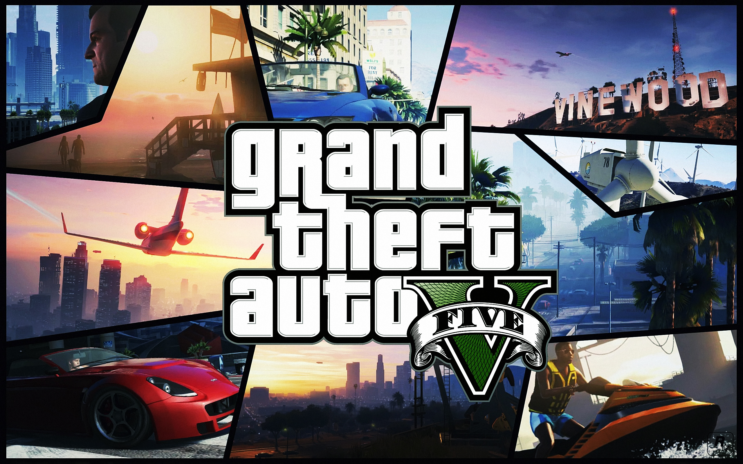 GTA 5 Wallpaper LOLd Wallpaper   Funny Pictures   Funny Videos 2560x1600