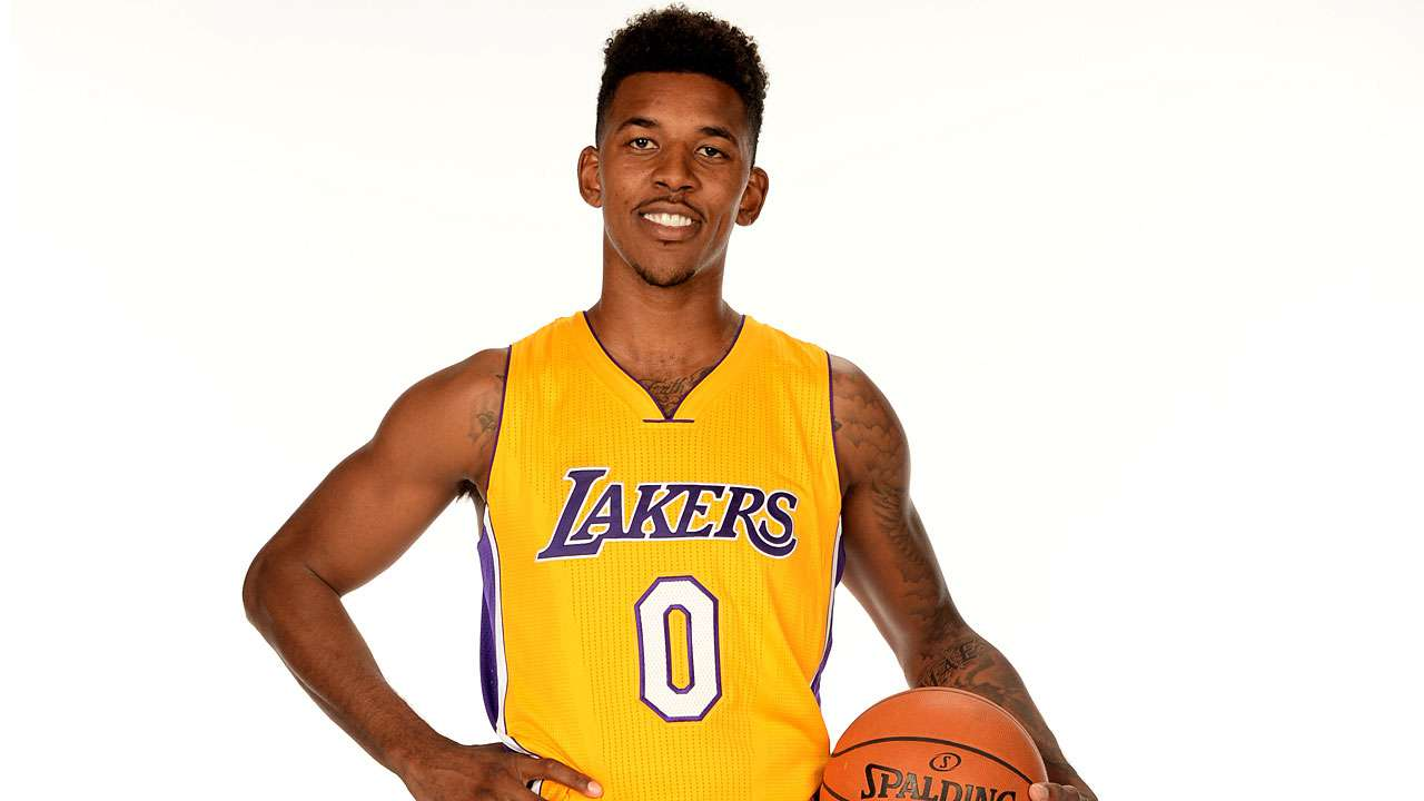 Nick Young Wallpaper Lakers 1280x720