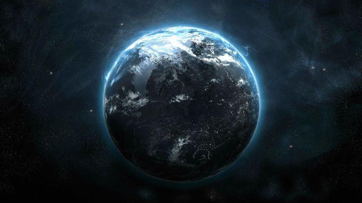 planet earth space wallpaper 1920x1080 572725 WallpaperUP 736x414