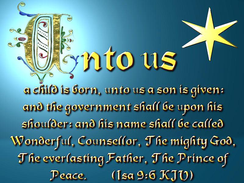 Christmas Wallpaper with Scriptures - WallpaperSafari