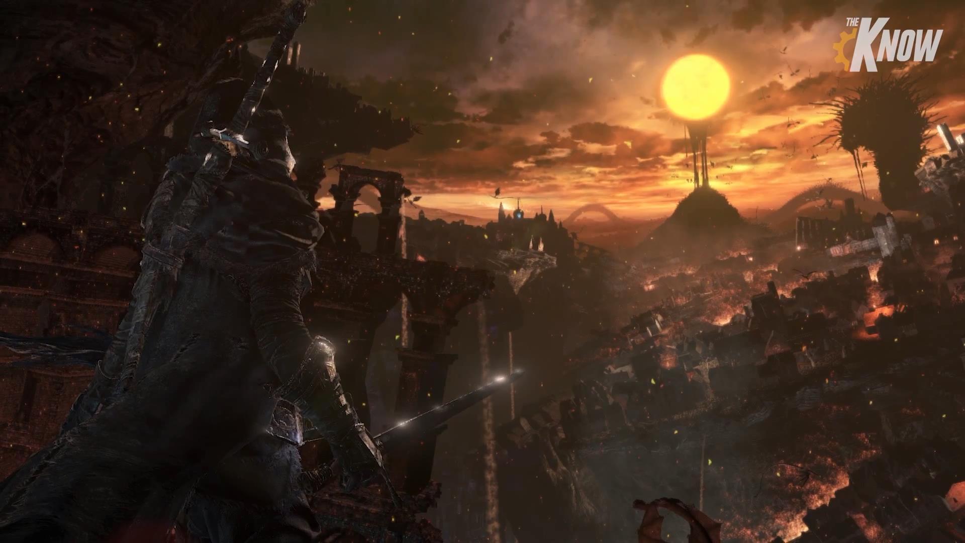 Dark Souls III   Eclipse   Screenshot Full HD   1920x1080   Select 1920x1080