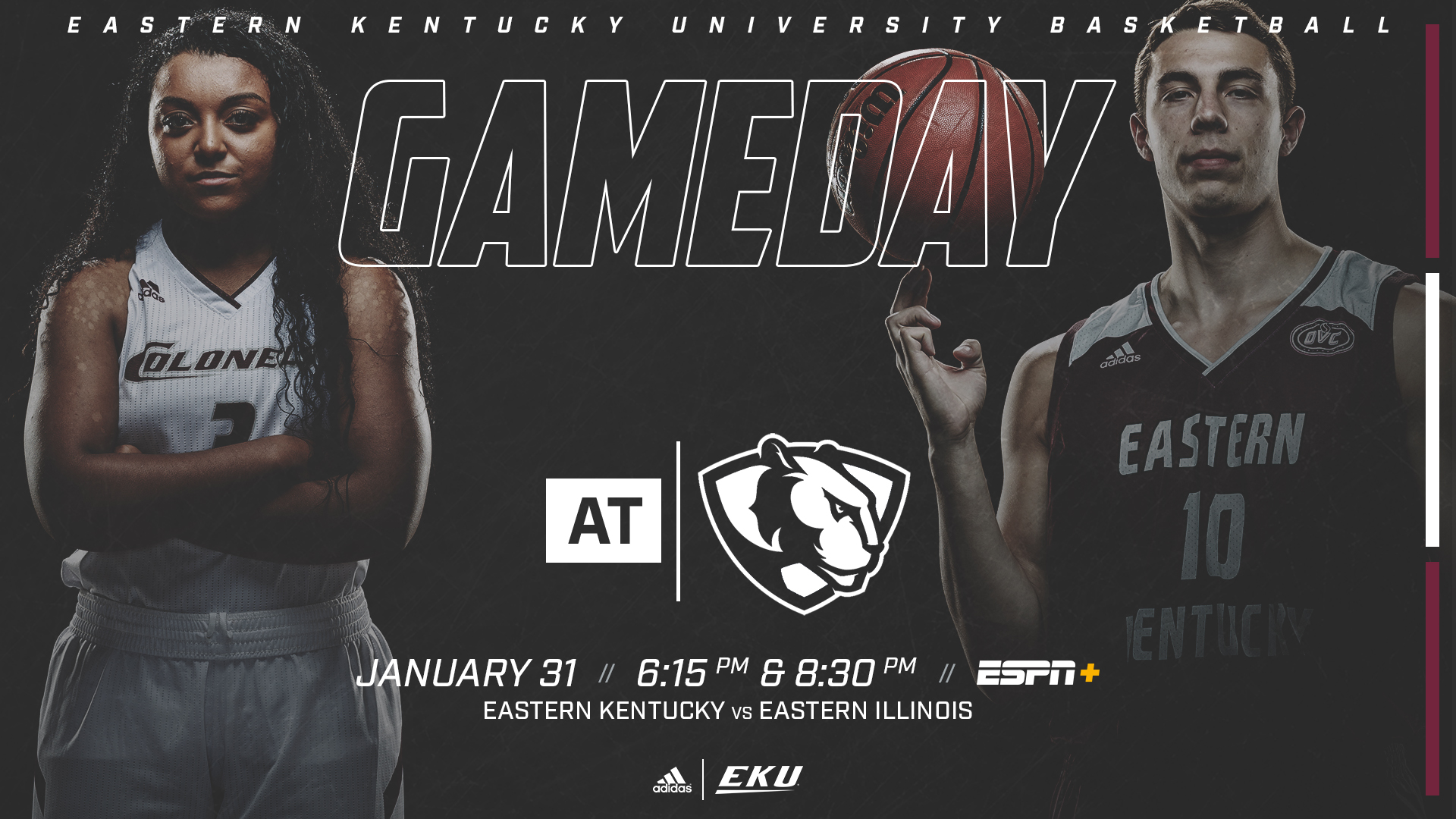 Basketball Teams Ready For Two Game Trip To Illinois   Eastern 1920x1080