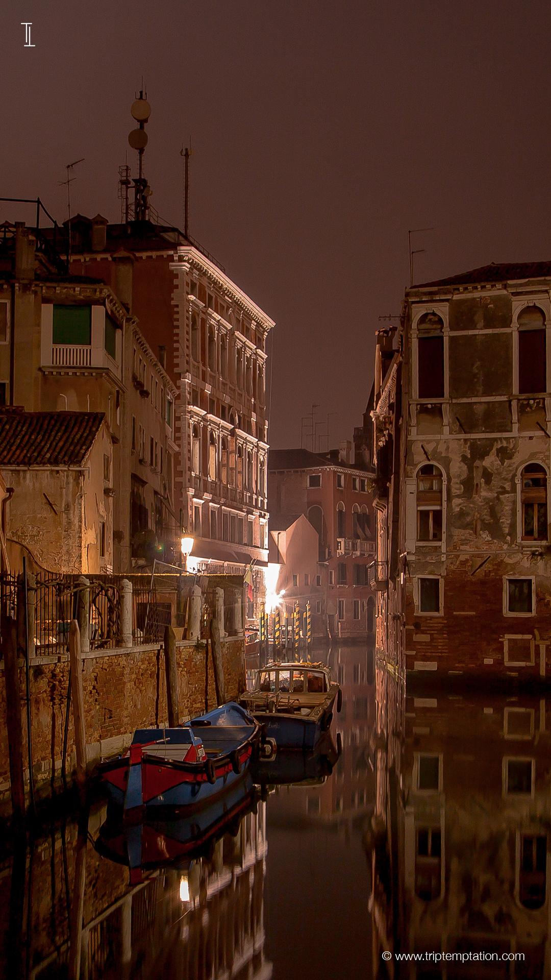 Venice Wallpaper 1080x1920 Night Walk Jpg HD Wallpaper 1080x1920