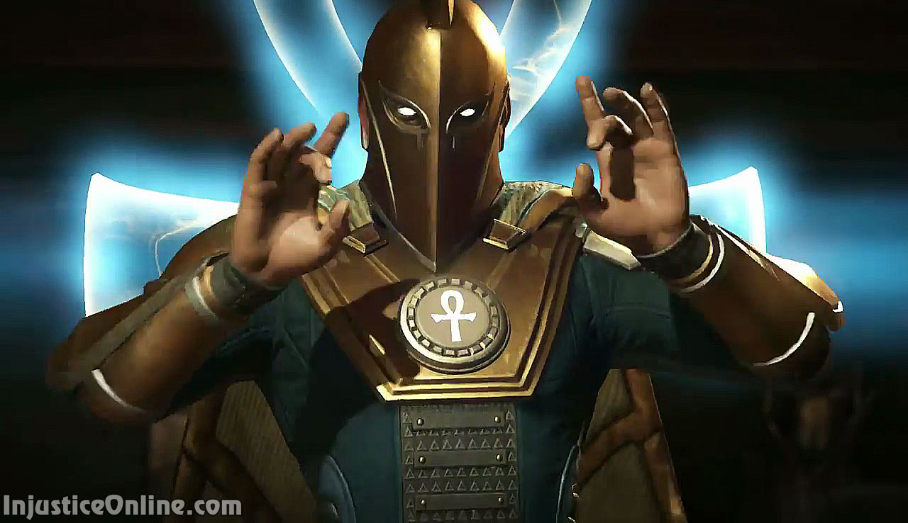 injustice 2 dr fate announcement 02 Injustice Online 1280x738