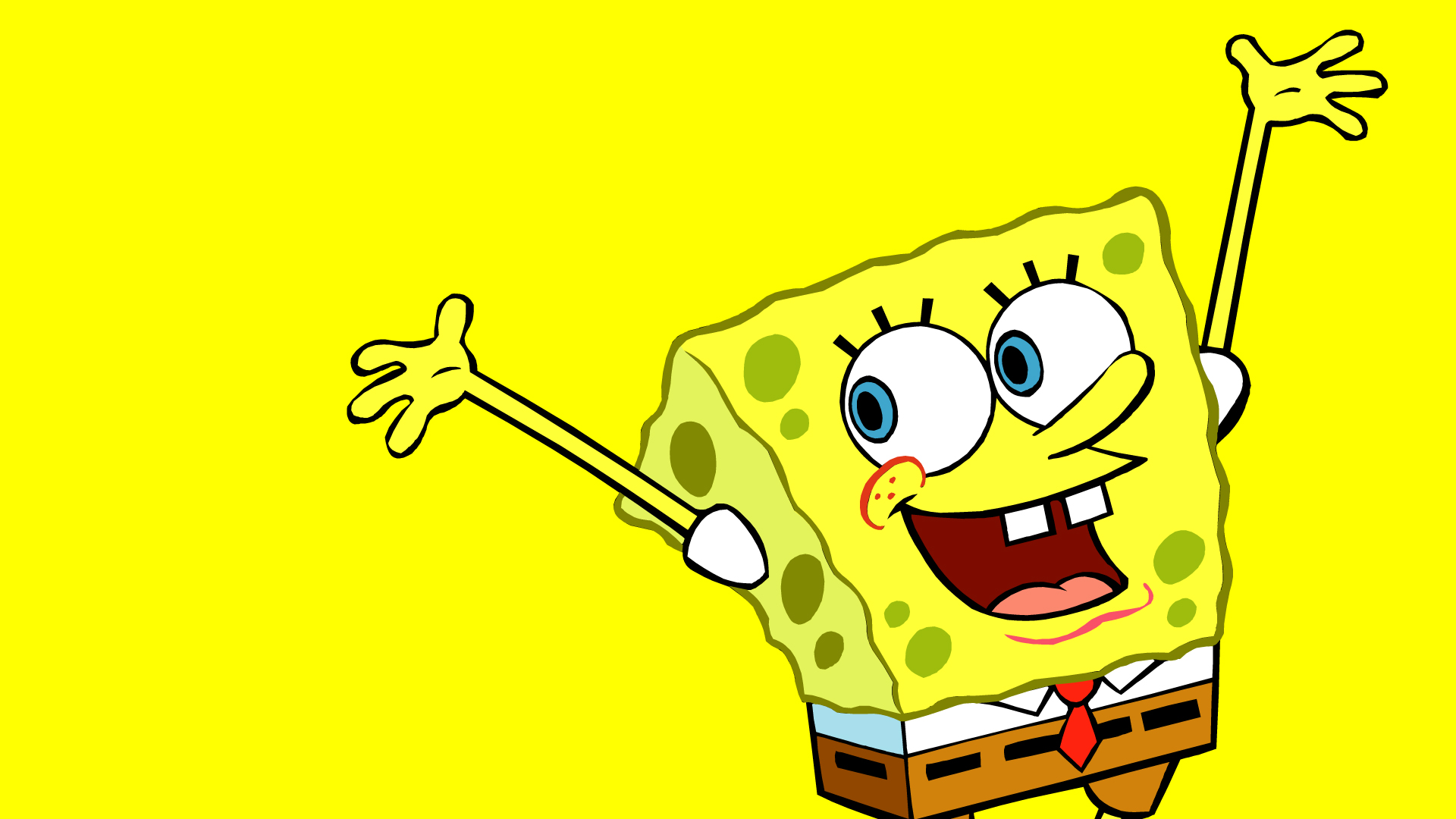 SpongeBob Wallpaper HD 1920 x 1080 1920x1080