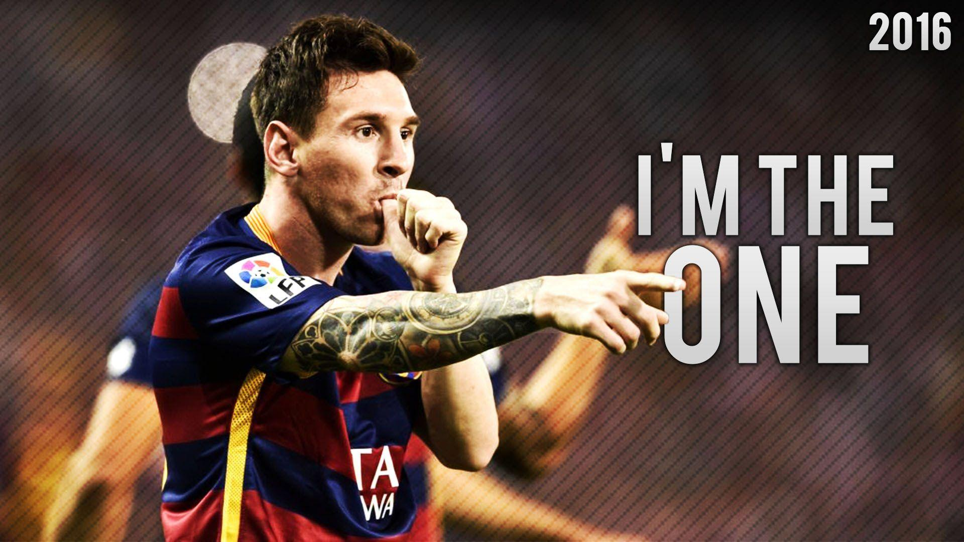 Lionel Messi Wallpapers HD 2016 1920x1080