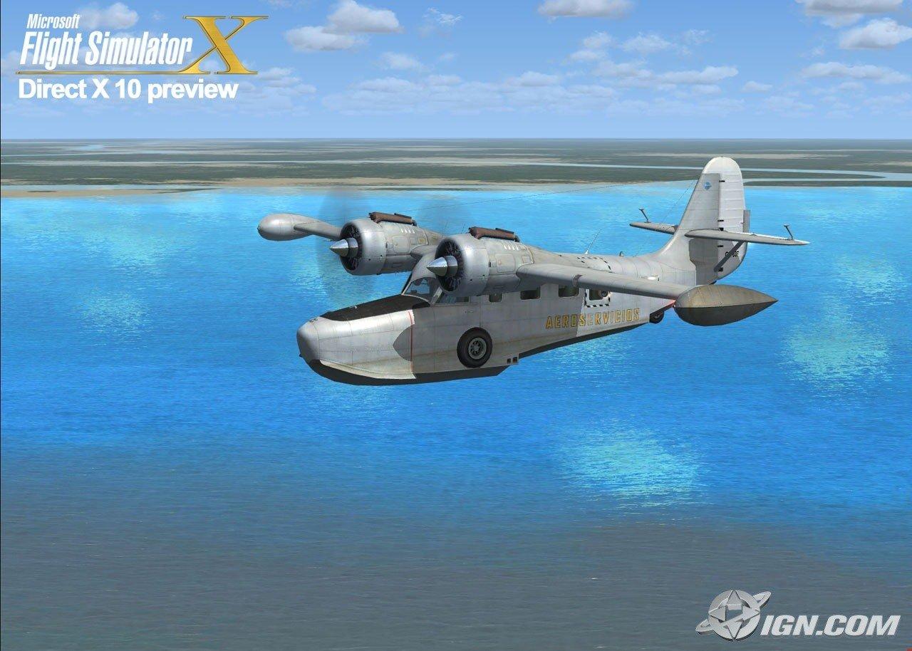 Microsoft Flight Simulator X Acceleration Images 1280x914