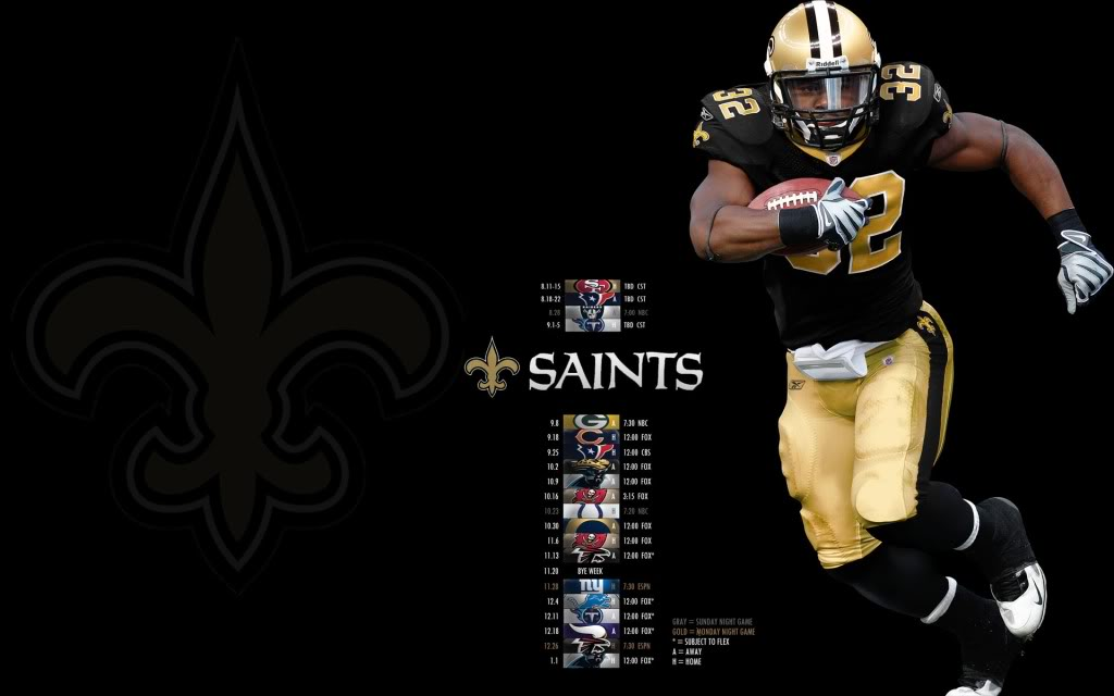 Mark Ingram in Full Saints Gear TigerDroppingscom 1024x640
