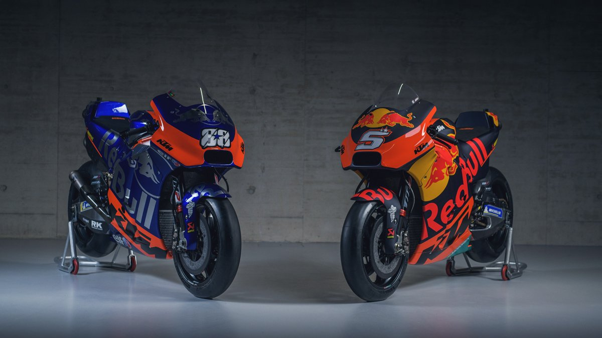 Free Download Ktm Factory Racing On Twitter Our New 2019 Motogp Clothes And 1200x673 For Your Desktop Mobile Tablet Explore 17 2019 Red Bull Ktm Tech 3 Wallpapers 2019