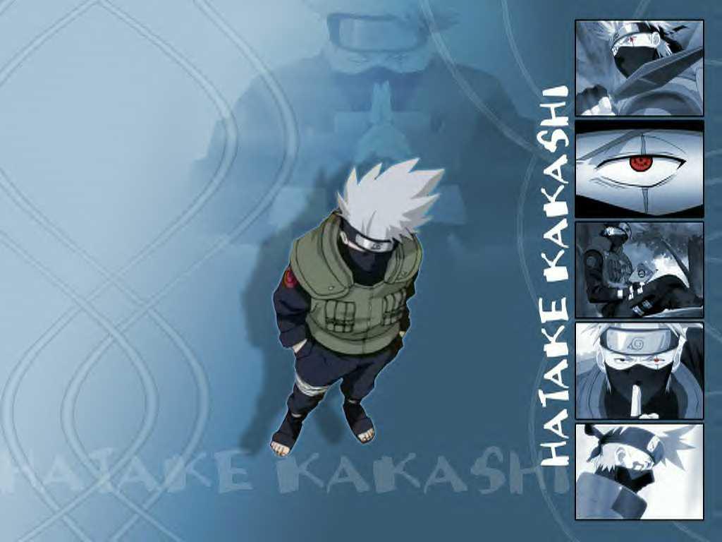 Hatake Kakashi Narutos Realm 1024x768