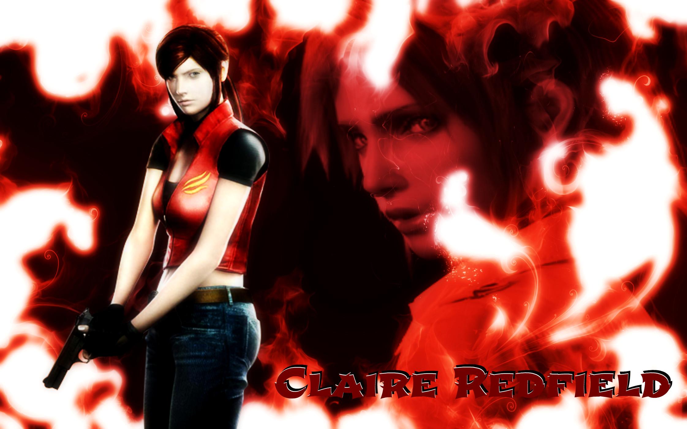 Claire redfield by mrleonre4 2243x1402
