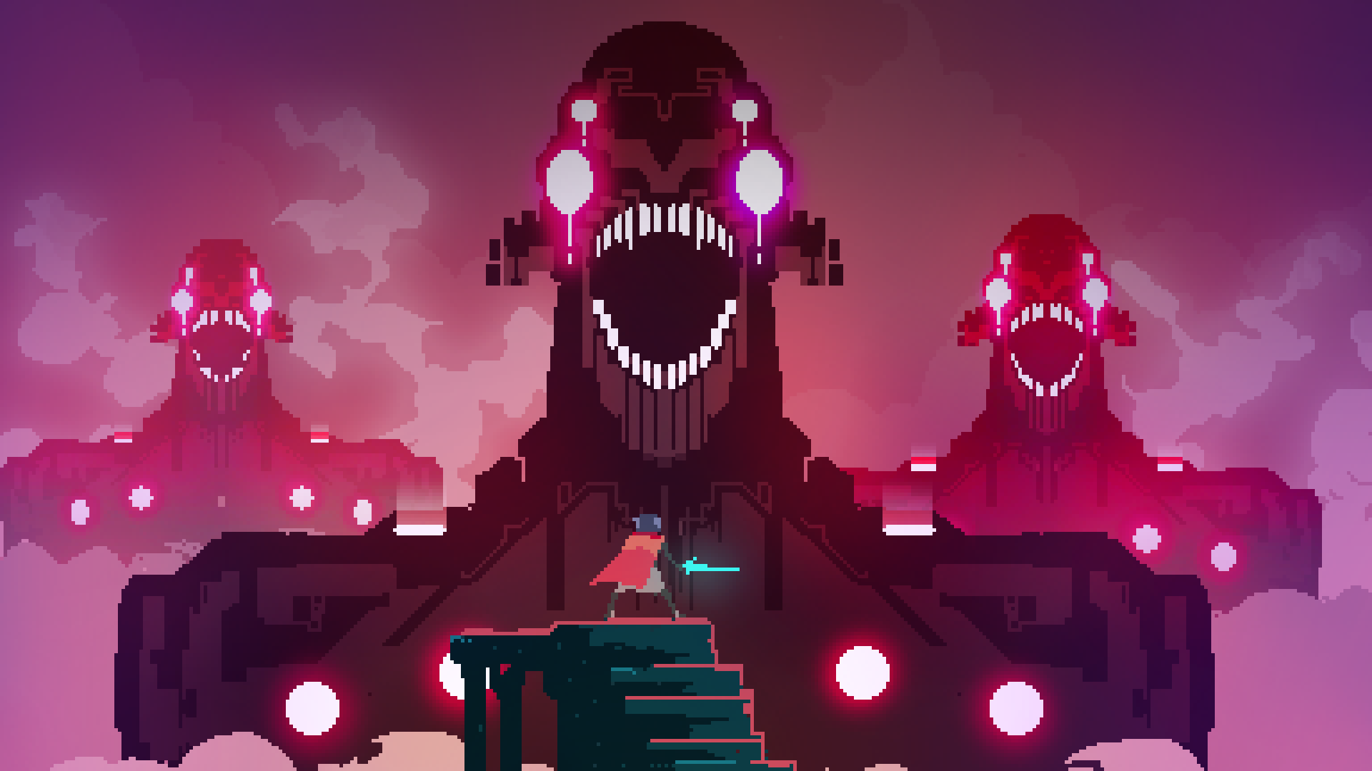 Hyper Light Drifter Video Game Wallpaper 61523 1920x1080px 1920x1080