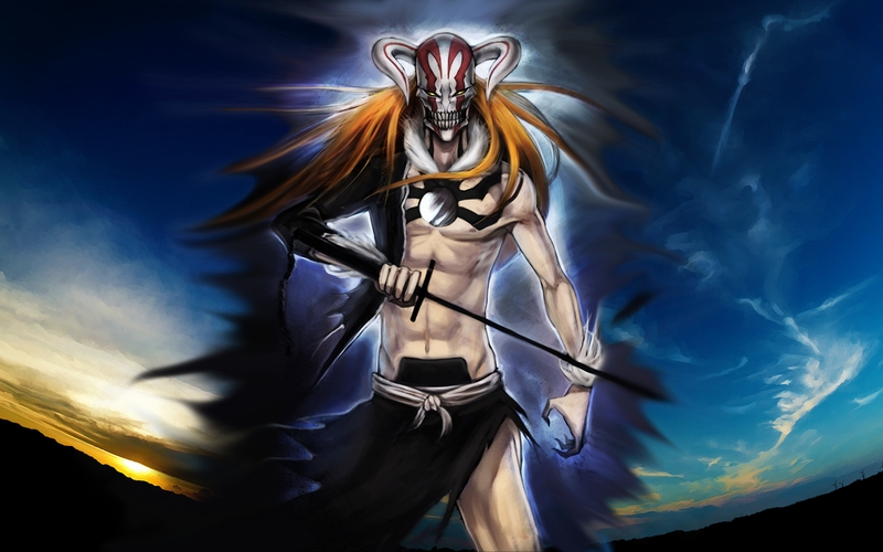 Ichigo Kurosaki Final Form Wallpaper Bleach 800x500