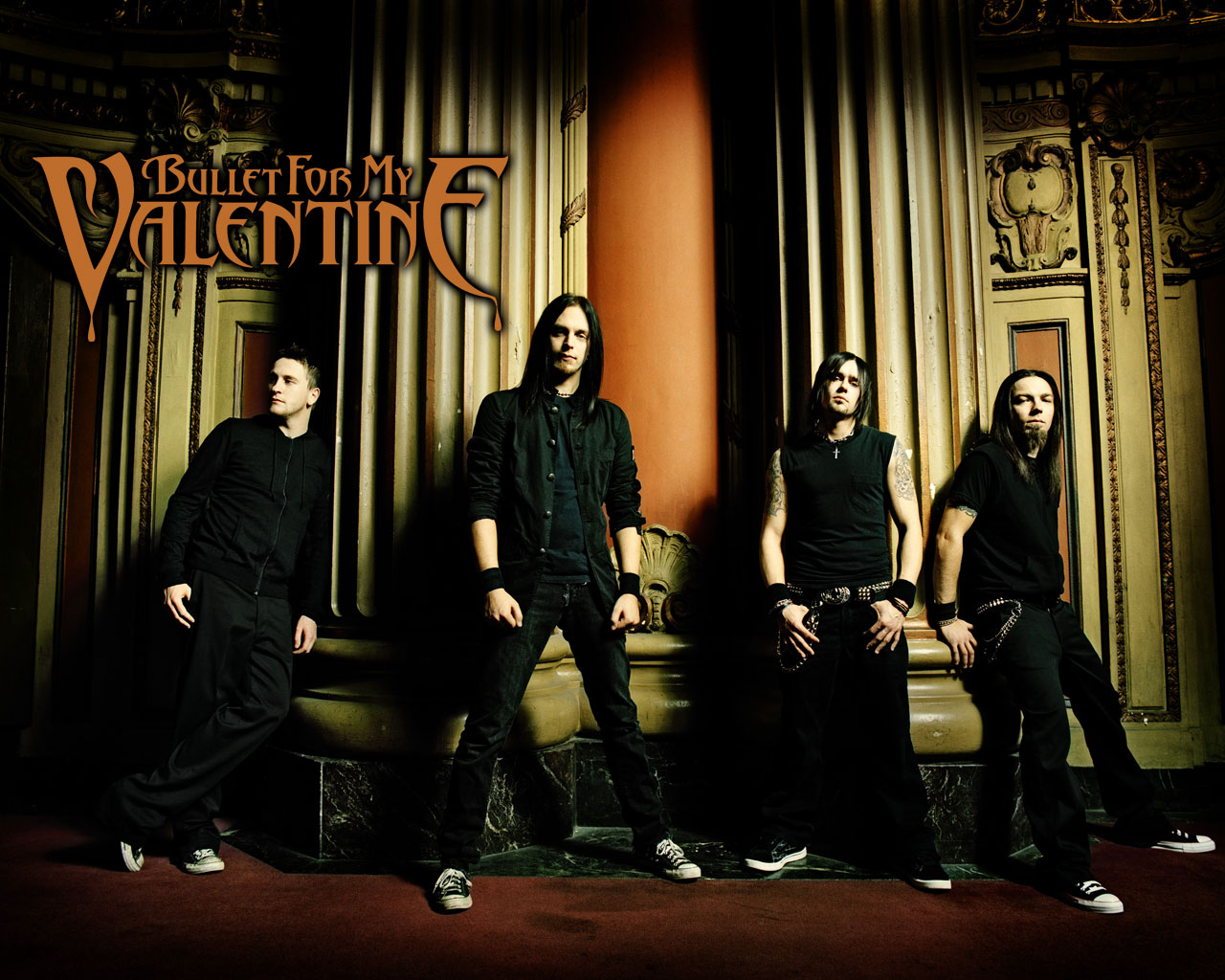 Bullet for my valentine-tears don t fall скачать.