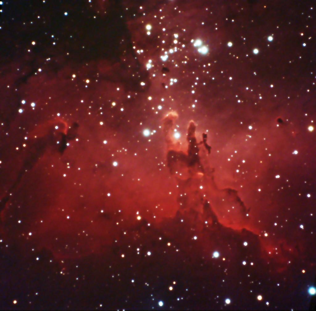 pink nebula high def - photo #18