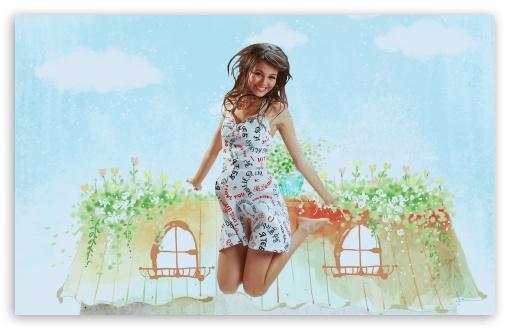 Victoria Justice Happy HD wallpaper for Standard 43 54 Fullscreen 510x330