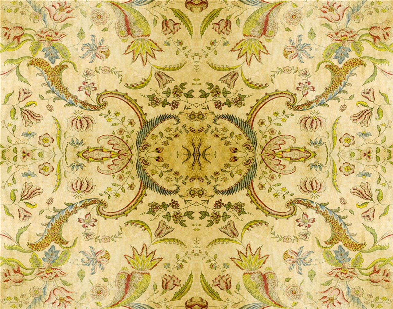 Wunderkammer Wallpaper Patterns 1280x1007