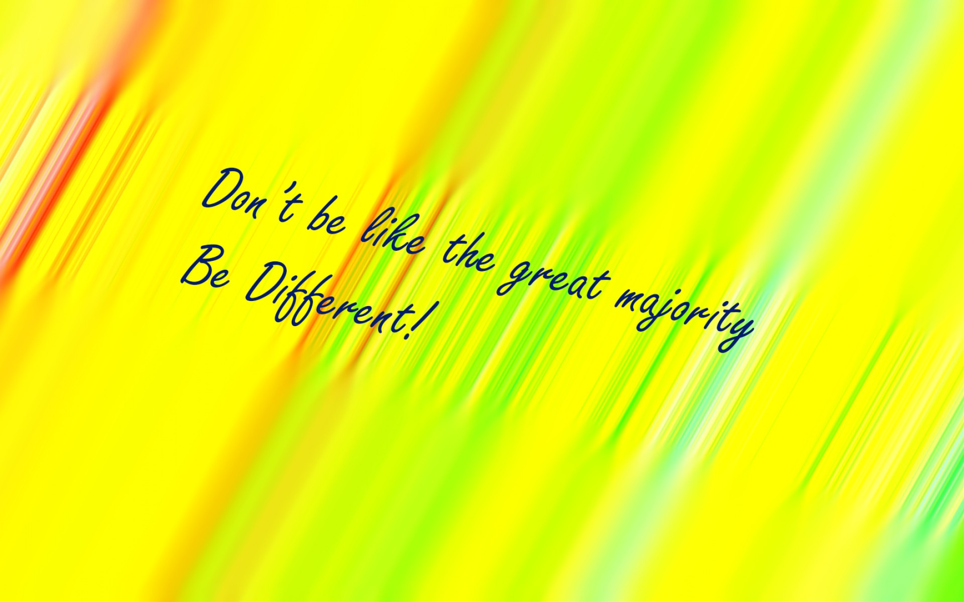 Yellow Quotes wallpaper   1221040 1920x1200