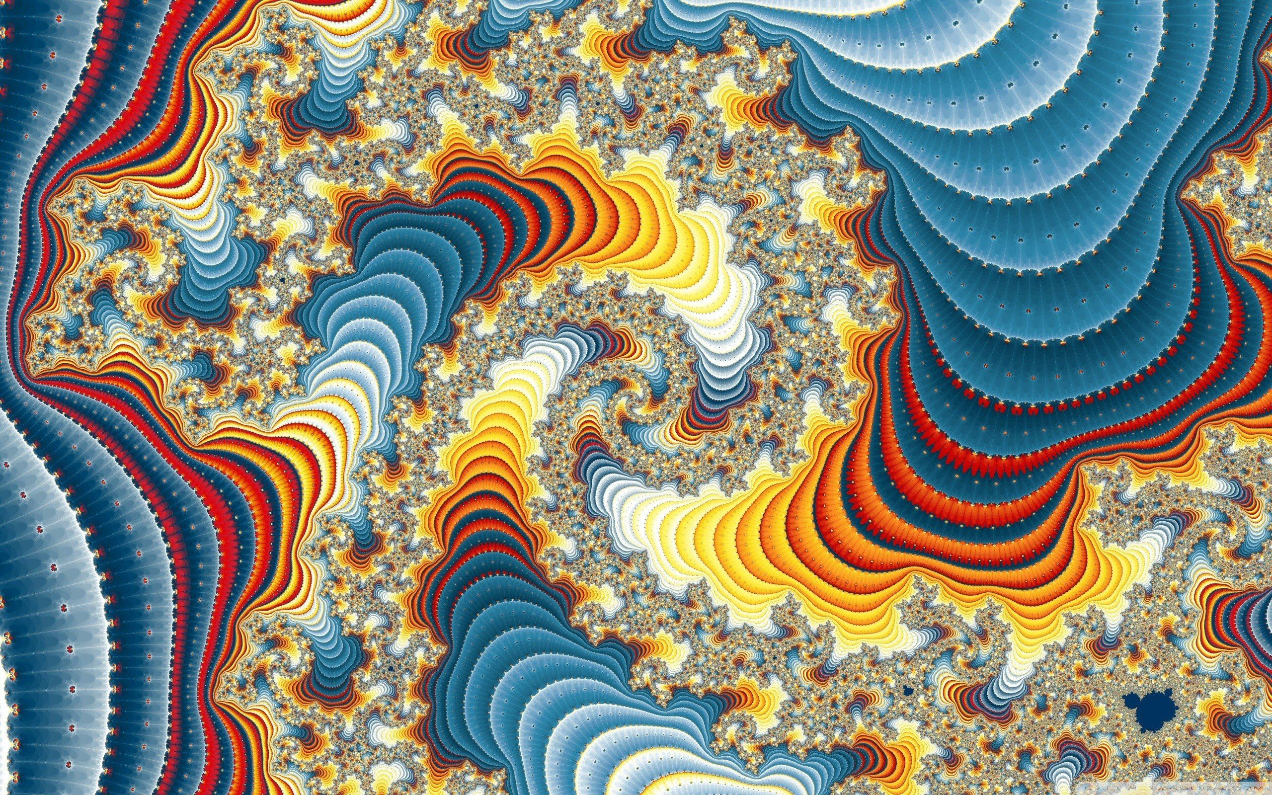 Pin on Fractals 2560x1600