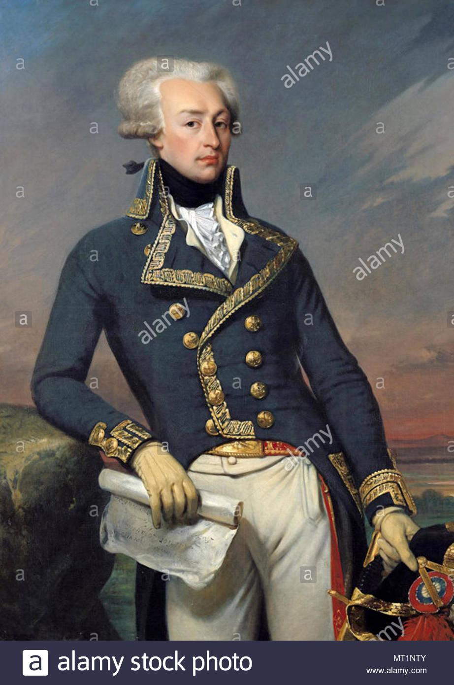 Gilbert Du Motier Marquis De Lafayette Stock Photos Gilbert Du 922x1390